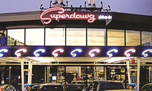 Product image for Superdawg Drive-In $10 For $20 Worth Of Casual Dining