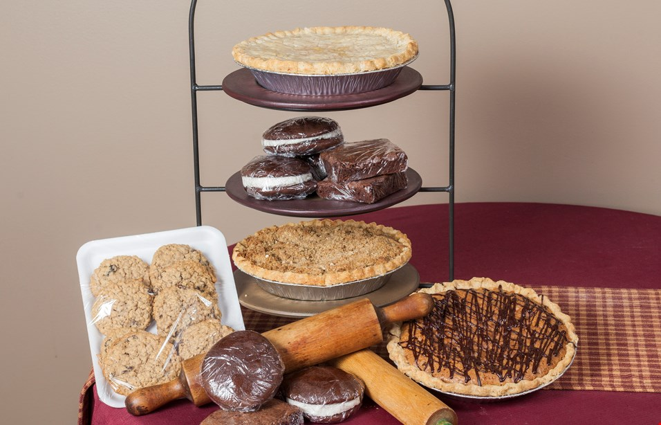 Product image for Pies Galore & More $10 For $20 Worth Of Pies & Baked Goods