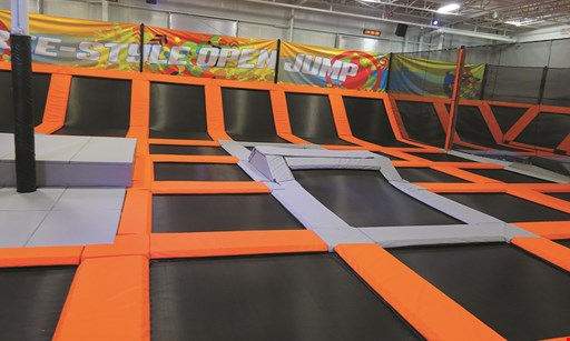 Product image for Urban Air $24.99 For Two All Day Fun Passes Plus Go Karts (Reg. $49.98)