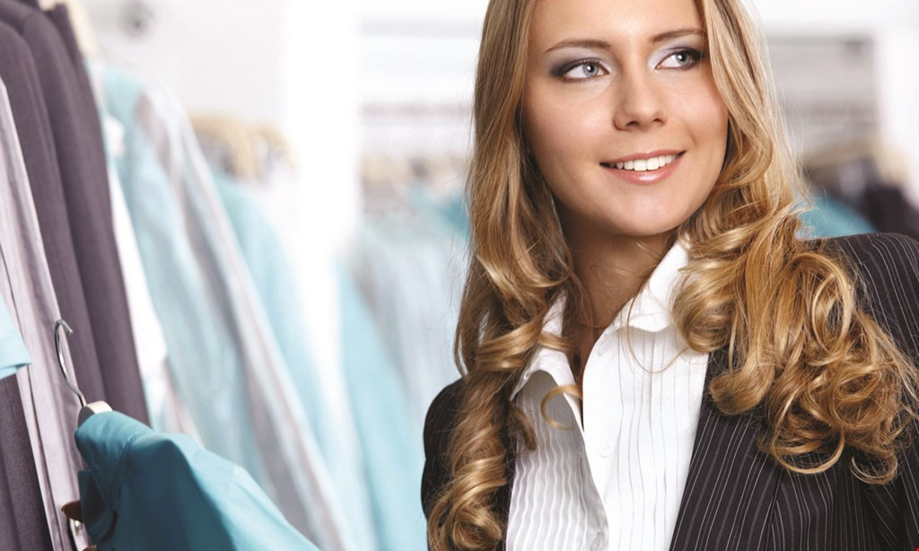 Product image for Plaza Cleaners $20 For $40 Toward Dry Cleaning Or Laundering