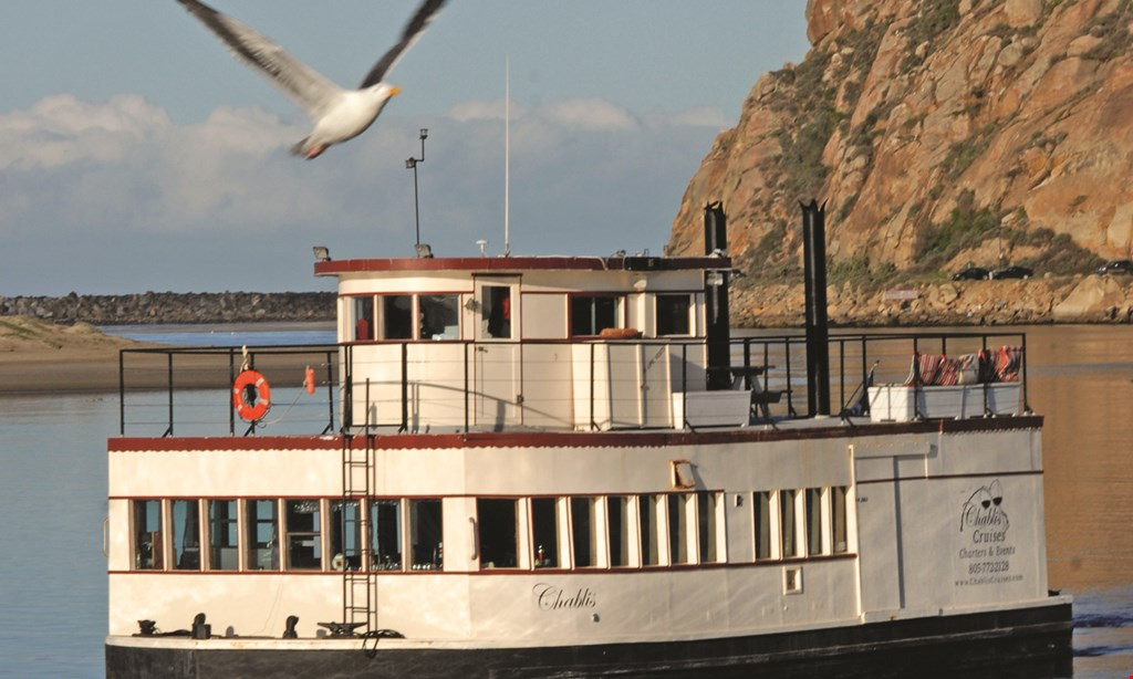 Product image for Chablis Cruises $10 For A Saturday Or Sunday 2-Hour Harbor Cruise (Reg. $20)