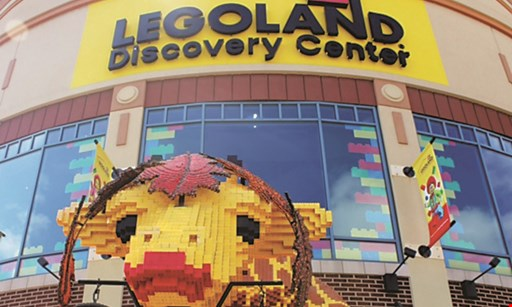 Product image for LEGOLAND Discovery Center - Chicago $20.50 For 2 Saver Ticket Admissions (Reg. $41)