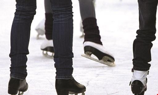 Product image for LA Kings Icetown Riverside $15 For Skating Admission & Skate Rental For 2 (Reg. $30)