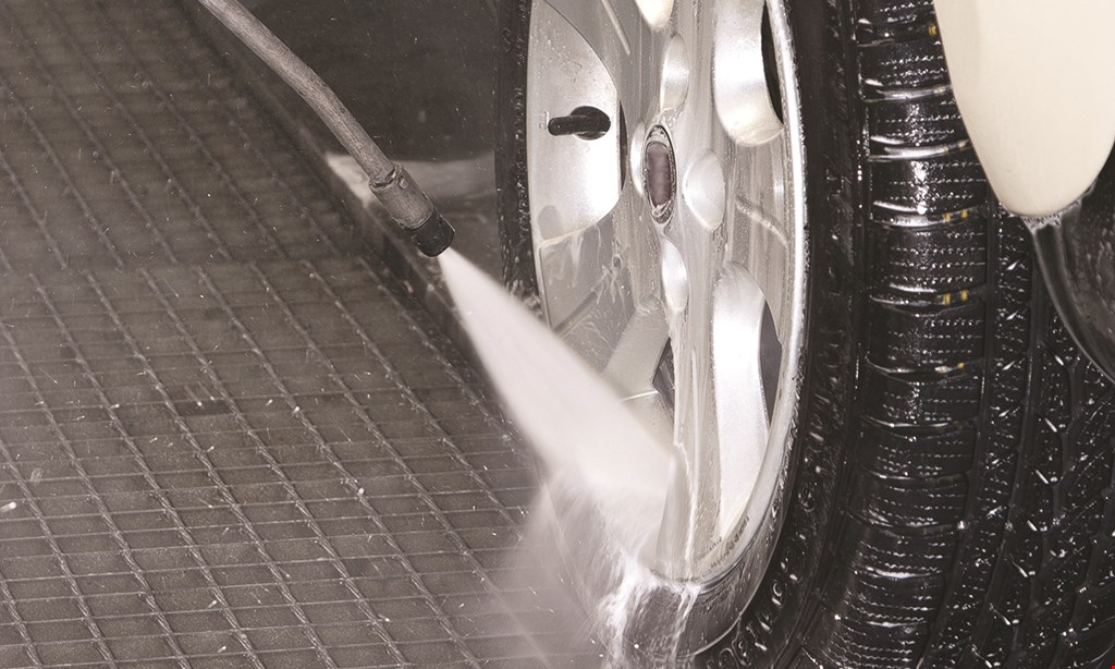 """Product image for Clifton Country Car Wash $10 For 2 """"The Works"""" Car Washes (Reg. $20)"""