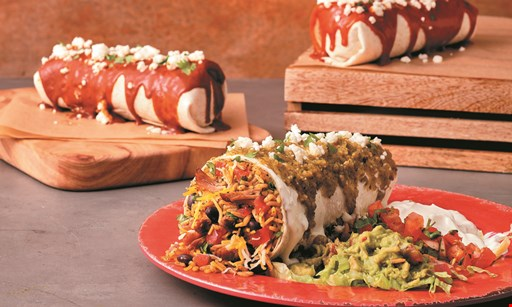 Product image for Moe's Southwest Grill - Branchburg $10 For $20 Worth Of Casual Southwest Dining