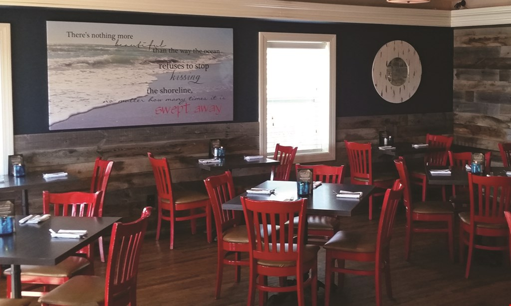 Product image for Swept Away, a Seaside Bar & Grill $15 For $30 Worth Of Seafood & More