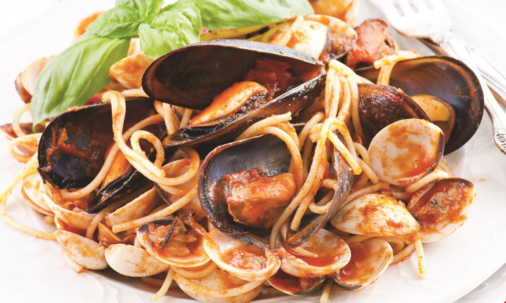 Product image for Nucci's Italian Seafood & Steak House $10 For $20 Worth Of Casual Dinner Dining