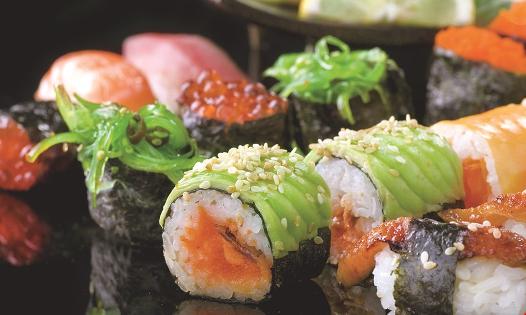 Product image for Mo's Chinese Kitchen & Sushi Bar $10 For $20 Worth Of Chinese Cuisine & Sushi