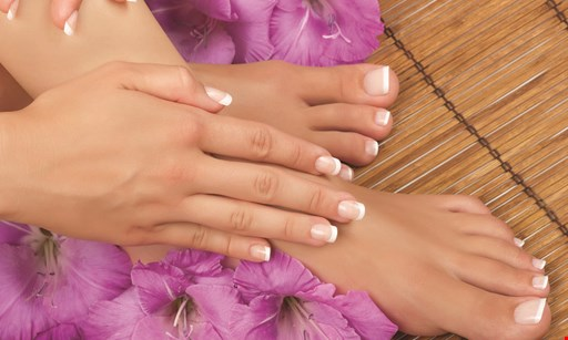 Product image for Pinky Nails II & Spa $25 For $50 Toward Nail Services