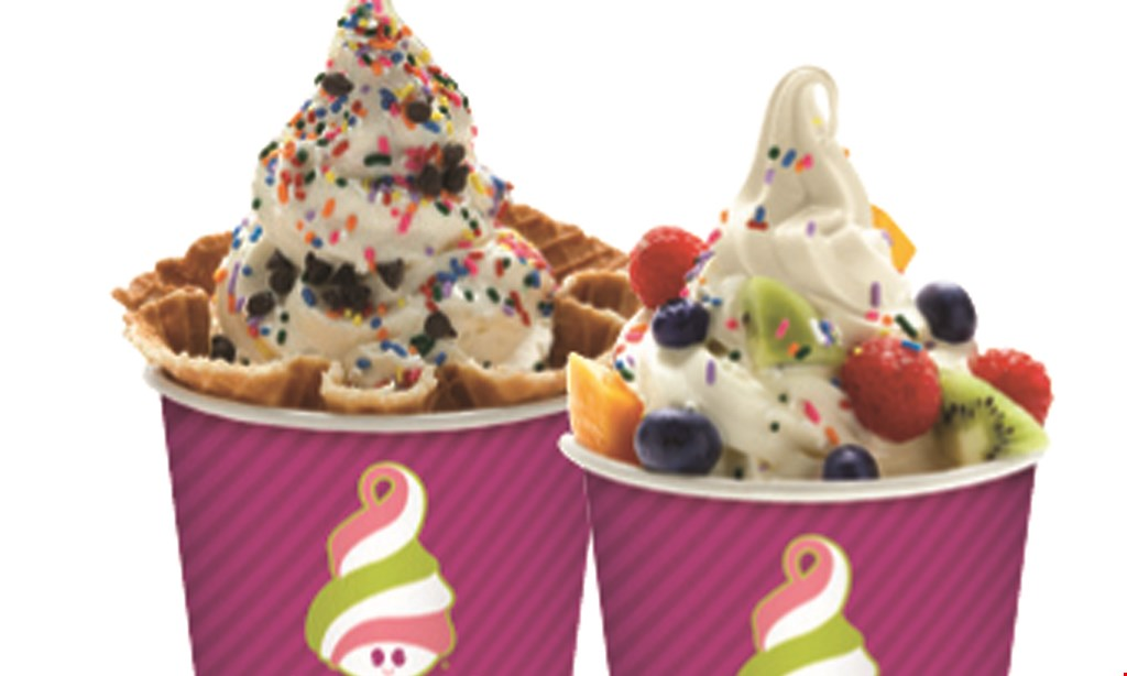 Product image for Menchie's Frozen Yogurt $10 For $20 Worth Of Frozen Yogurt
