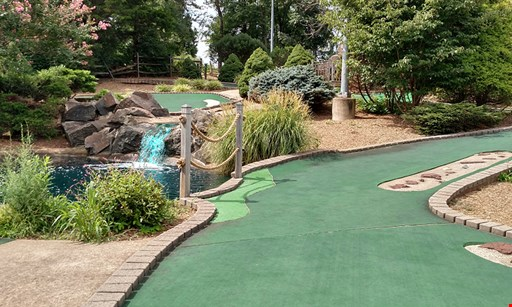 Product image for Broad Run Golf & Practice Facility $14 For Mini Golf Package For 4 (Reg. $28)