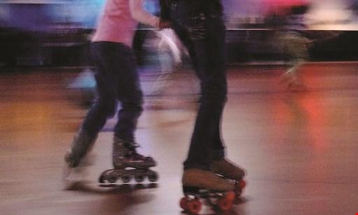 Product image for Lombard Roller Rink $11 For Skate Admission & Skate Rental For 2 (Reg. $22)