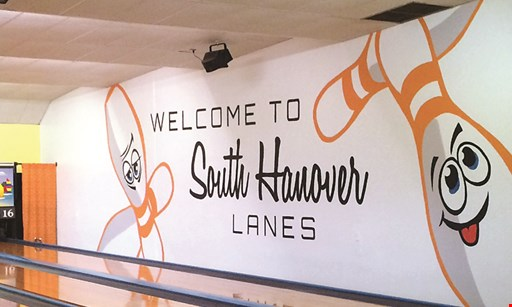 Product image for South Hanover Lanes $25 For A Bowling Package For 4 (Reg. $50)