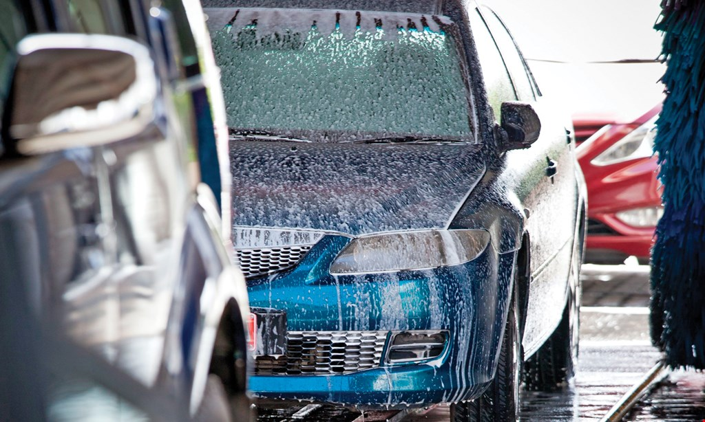 """Product image for Rocket Car Wash $23 For 2 """"The Works"""" Washes (Reg. $46)"""