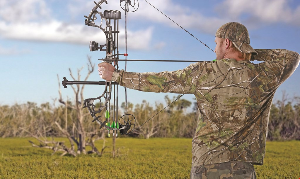 Product image for Neil's Archery & Crossbow $10 For 2 Hours Of Archery Range Time For 2 (Reg. $20)