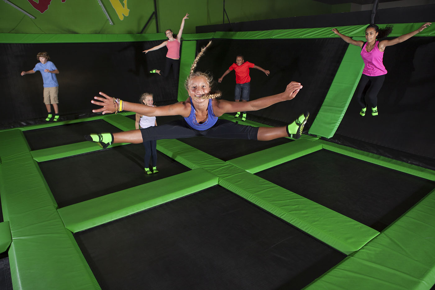 I trampoline coupons