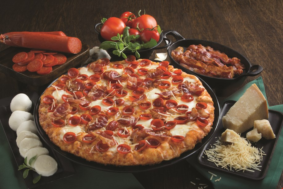 Product image for Round Table Pizza $10 For $20 Worth Of Casual Dining