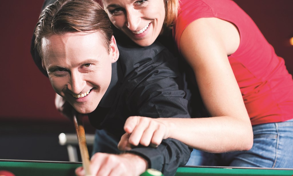 Product image for Clarkys Billiards $17.50 For 2 Hours Of Billiards For 2 & 1 Free Appetizer (Reg. $35)
