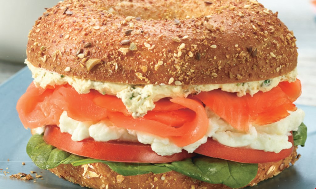Product image for Manhattan Bagel- Roseland $10 For $20 Worth Of Bagels, Bagel Sandwiches & Coffee