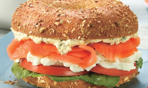 Product image for Manhattan Bagel - Summit $10 For $20 Worth Of Bagels, Bagel Sandwiches, Coffee & Espresso