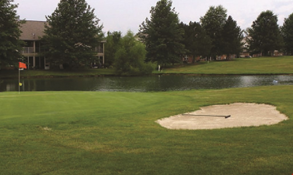 Product image for Meadowood Golf Club $40 For 18 Holes Of Golf & A Cart For 2 (Reg. $80)