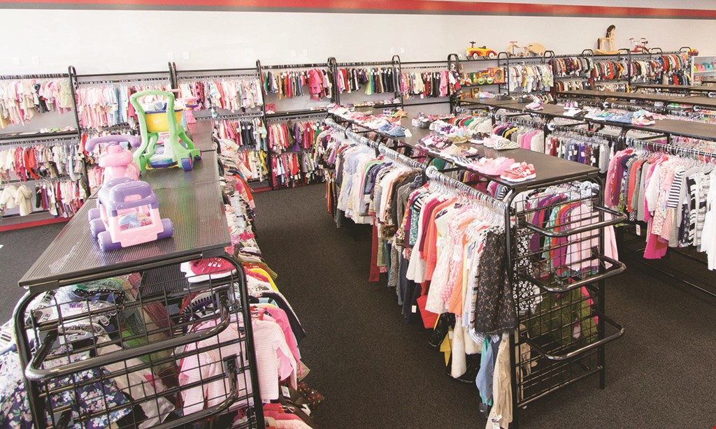Product image for Guess What's New For Kids $10 For $20 Worth Of Children's Clothing, Toys, Baby Equipment, Accessories & More