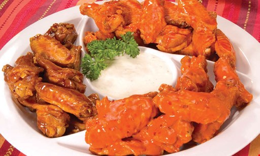 Product image for Ba-Da Wings - Creedmoor Crossing $10 for $20 Worth of Wings, Burgers & More!