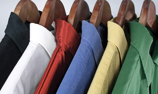Product image for Clifton Cleaners $10 For $20 Toward Dry Cleaning Services
