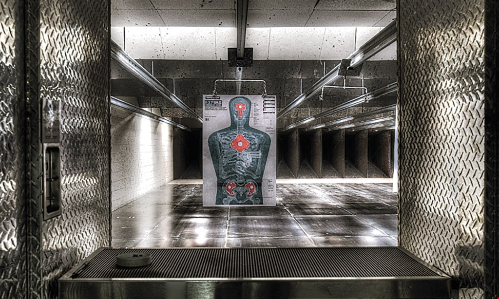 Product image for Hoover Tactical Firearms $23 For 2 Shooting Range Admissions (Reg. $46)