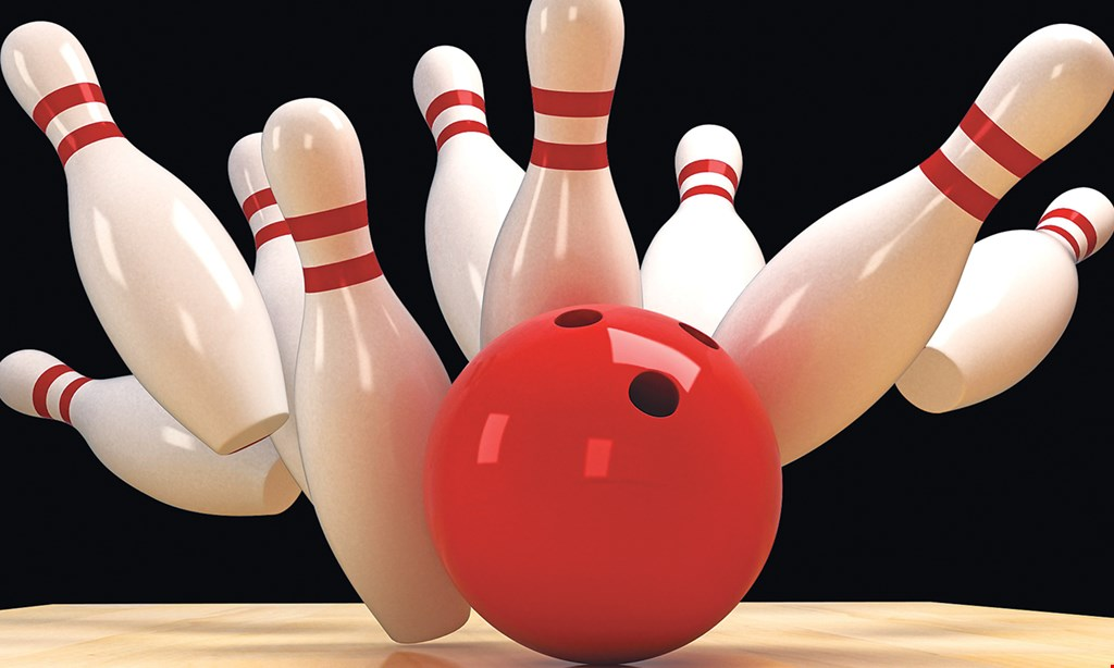 Product image for Norwin Bowl $20 For A Bowling Package For Up To 5 (Reg. $40)