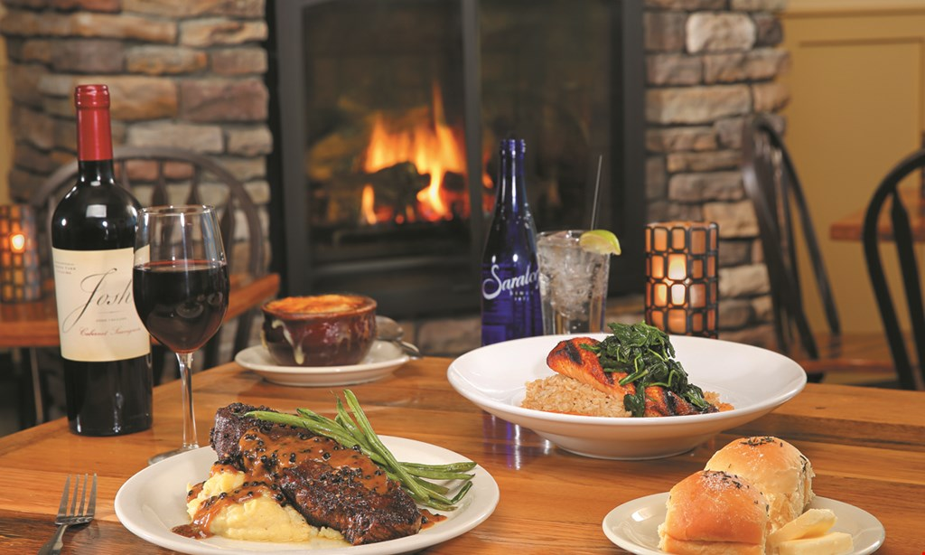 Product image for Carson's Woodside Tavern $15 For $30 Worth Of Dinner Dining