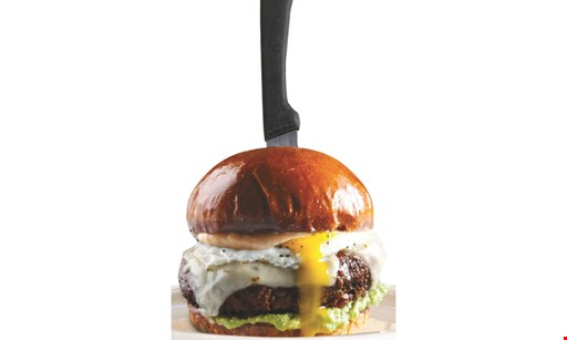 Product image for Slater's 50/50 - Burgers By Design $15 For $30 Worth Of Casual Dining
