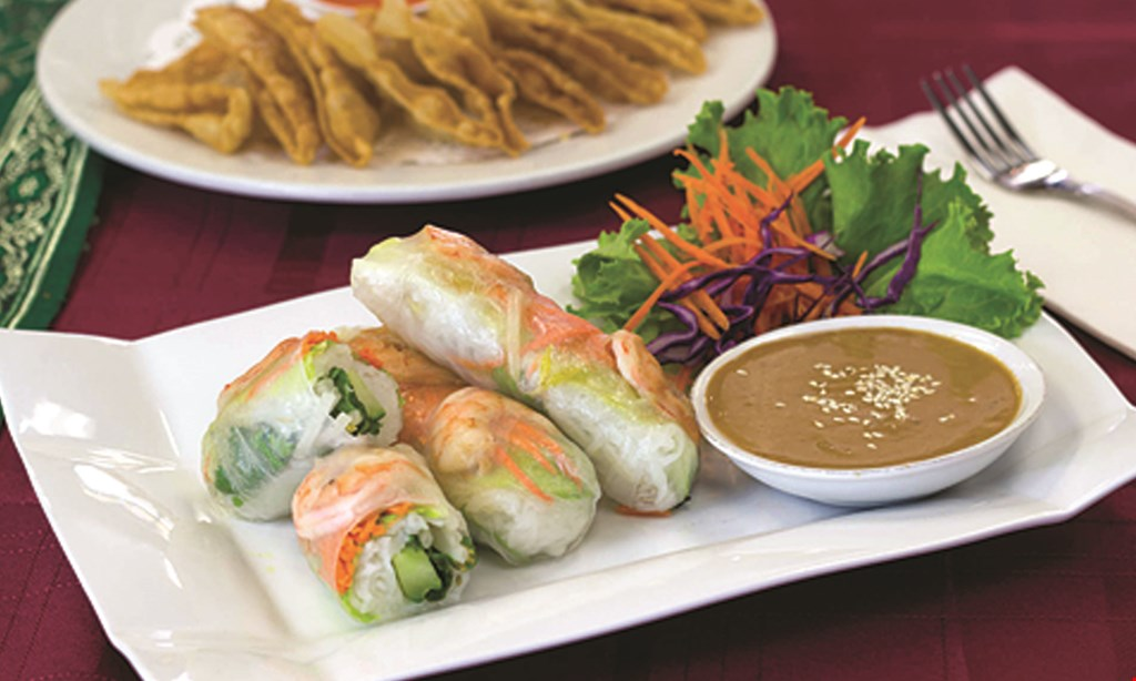 Product image for Thai Variety $15 For $30 Worth Of Thai Cuisine