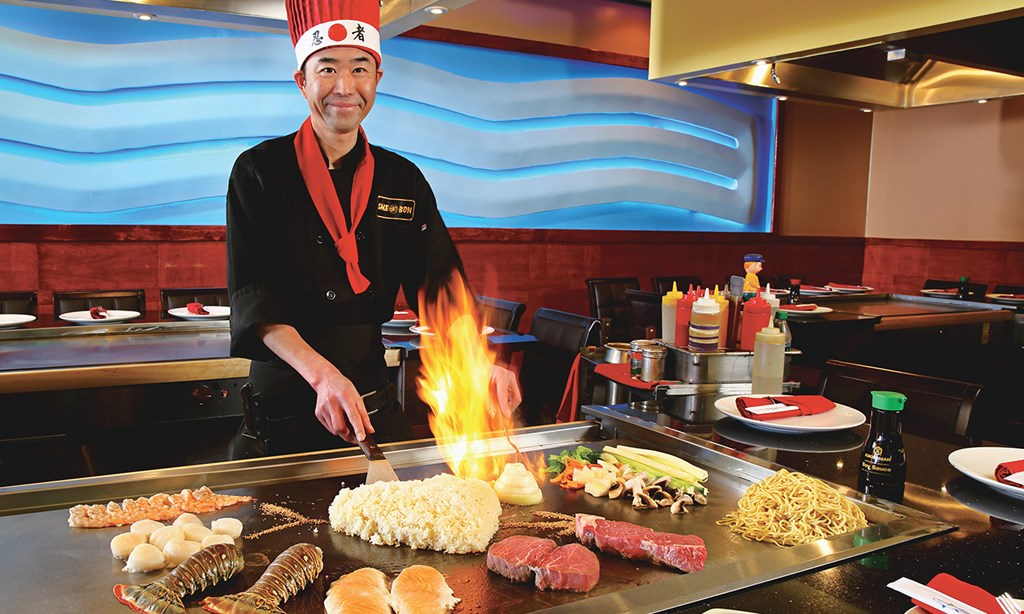 Product image for Sake Bon $15 For $30 Worth Of Asian Dinner Dining