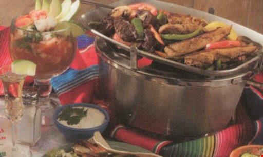 Product image for Las Palmas Mexican Restaurant & Bar - Mundelein $15 For $30 Worth Of Mexican Cuisine