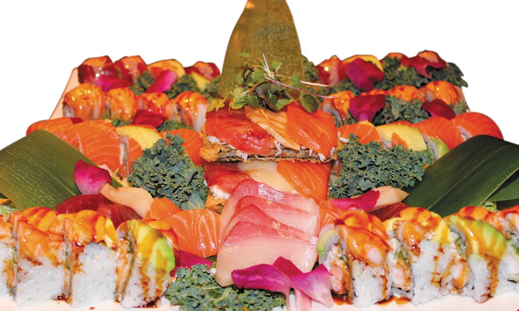Product image for WASABI JAPANESE SUSHI $25 For $50 Worth Of Japanese Hibachi & Sushi