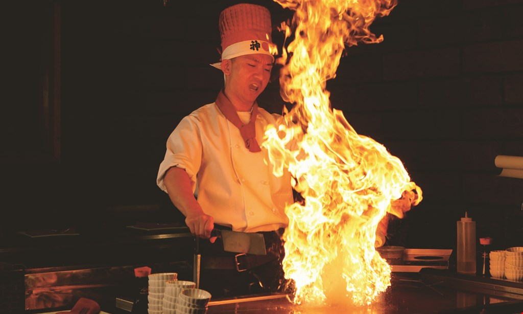 Product image for Iron Chef $15 For $30 Worth Of Hibachi & Asian Fusion Dinner Dining (Also Valid On Take-Out W/Min. Purchase $45)
