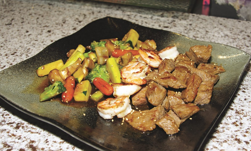 Product image for Iron Chef Hibachi and Asian Fusion $15 For $30 Worth Of Hibachi & Asian Fusion Dinner Dining