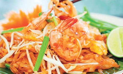 Product image for Pad Thai Noodle $15 For $30 Worth Of Asian Cuisine