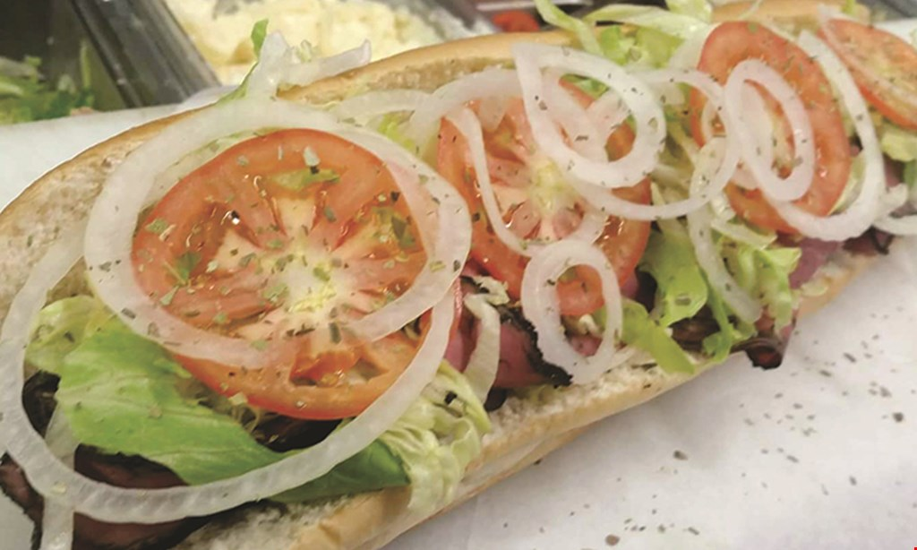 Product image for Donna's Hoagies & Deli $10 For $20 Worth Of Casual Dining (Also Valid On Take-Out W/Min. Purchase $30)