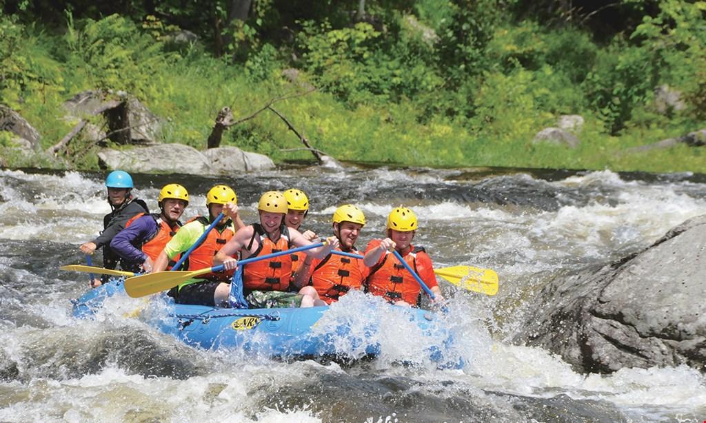Product image for Zoar Outdoor $108 For A Zoar Gap Raft Trip For 2 People (Reg. $216)
