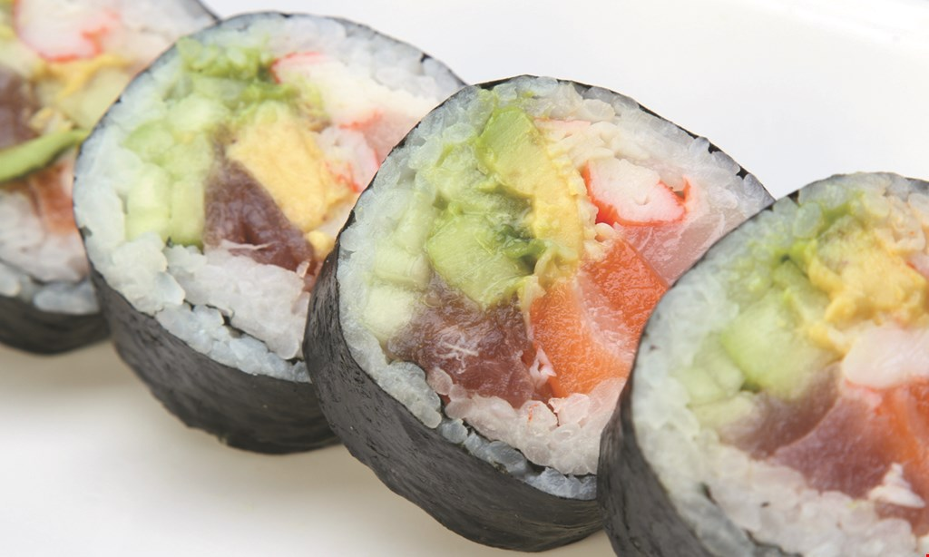 Product image for Nagomi Sushi $15 For $30 Worth Of Japanese Cuisine
