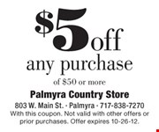 With this coupon. Not valid with other offers or prior purchases. Offer expires 10-26-12.
