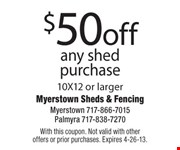 With this coupon. Not valid with other offers or prior purchases. Expires 4-26-13.