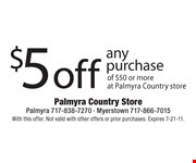 With this offer. Not valid with other offers or prior purchases. Expires 7-21-11.