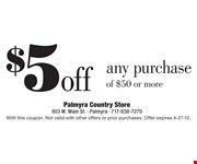 With this coupon. Not valid with other offers or prior purchases. Offer expires 4-27-12.