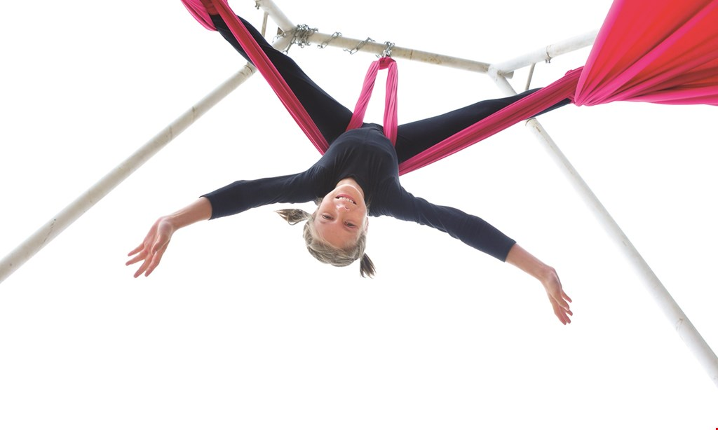 Product image for New Jersey Circus Center $20 For 3 Trial Classes Sampler Pack (Reg. $40)
