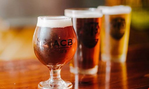 Product image for Ancient City Brewing Taproom $10 for $20 Worth of Unique & Delicious Brews
