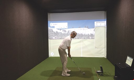 Product image for York Indoor Golf & Training Center $35 For A 2-Hour Play Or Practice Golf Session On The Simulator (Reg. $70)