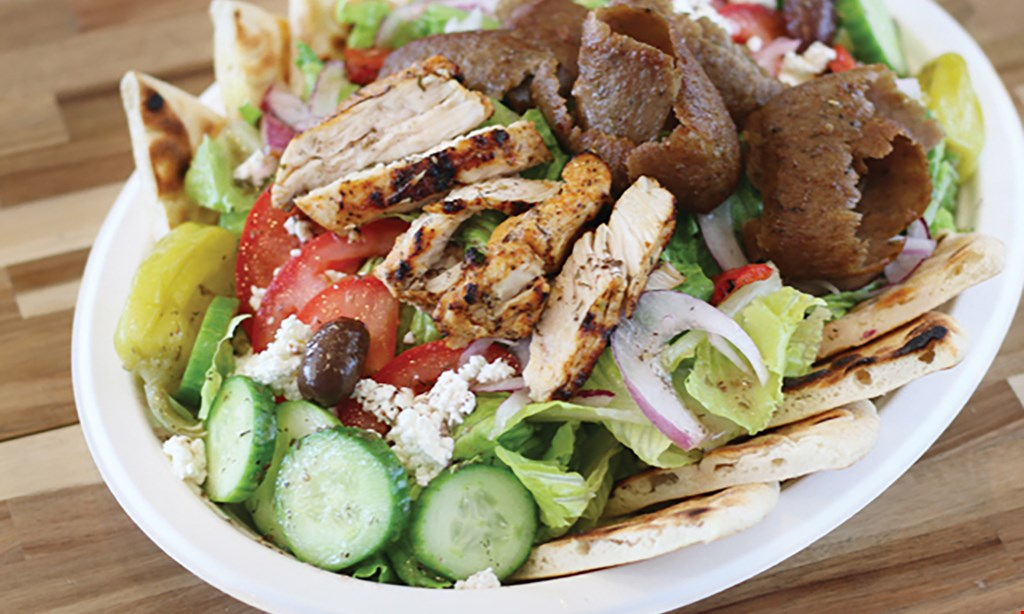 Product image for Athens West $10 For $20 Worth Of Greek Cuisine (Also Valid On Take-Out W/Min. Purchase $30)